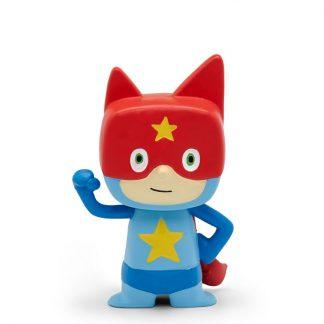 Tonie für die Toniebox zum selbst Bespielen Superheld