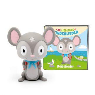 Hörspielfigur Maus - 30 Lieblingslieder – Reiselieder für die Toniebox