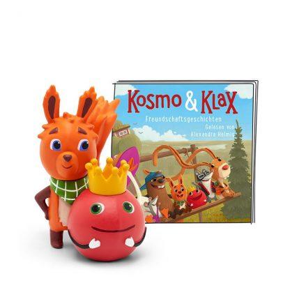 Hörspielfigur Kosmo & Klax - Freundschaftsgeschichten