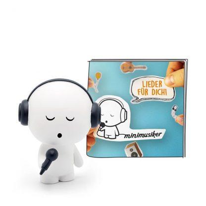 Hörspielfigur Minimusiker - Lieder für dich
