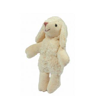 kleines Schaf aus Biobaumwolle