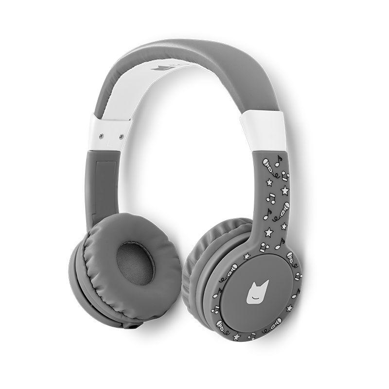 graue Kopfhörer Lauscher für die Toniebox