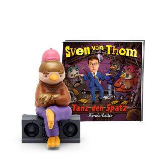 Hörspielfigur Sven van Thom Lieder für die Toniebox