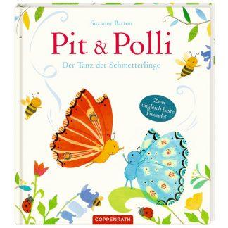 Schmetterlinge - ein Buch über die Freundschaft