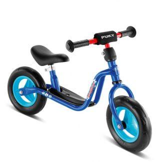 blaues Puky Laufrad mit Schaumreifen