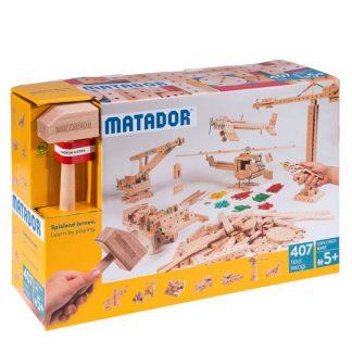 Matador Baukasten 407 Teile