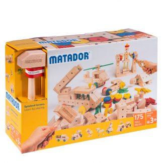 Matador Baukasten 175 Teile