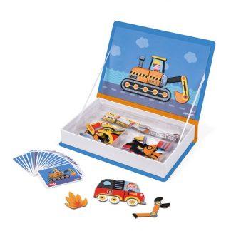 Magnetbuch Fahrzeuge