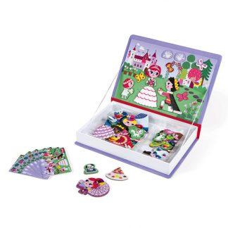 Magnetbuch Prinzessin