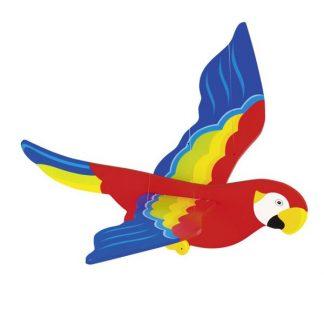 Ara Papagei Schwingtier