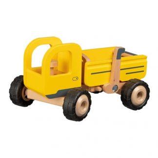 gelber Holzkipper