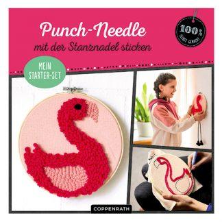 Punch Set Flamingo