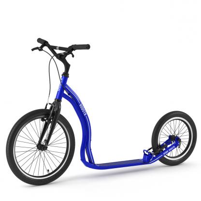 Yedoo Alu Roller Rodstr Blau