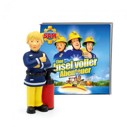 Feuerwehrmann Sam - Eine Insel voller Abenteuer Hörspielfigur für die Toniebox