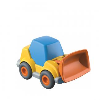 Kullerbü Radlader mit Schwungmotor