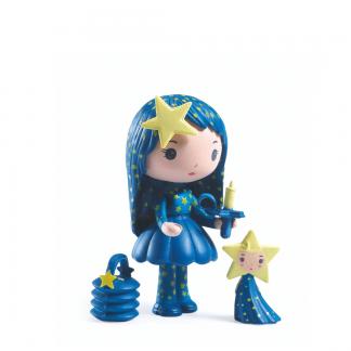 Tinyly Spielfigur mit Stern und Laterne