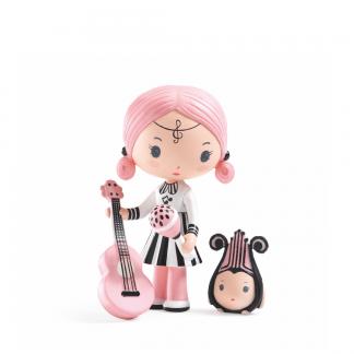Tinyly Spielfigur mit Gitarre und Harfe