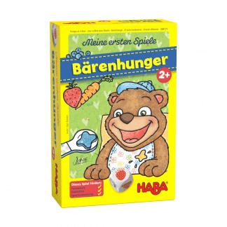 Bärenhunger Spiele Haba Motorik Geschicklichkeit Sprachentwicklung