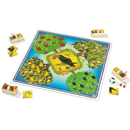 Obstgarten Würfelspiel