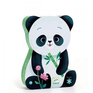 Puzzle Leo Panda
