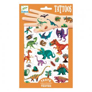 Tattoos Dinosaurier