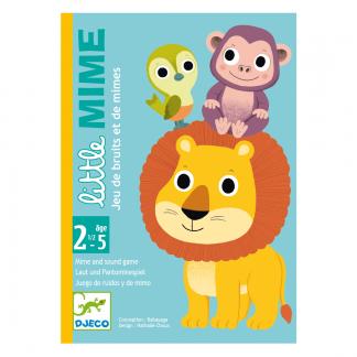 Pantomimespiel Tiere für Kinder ab 2,5 Jahren
