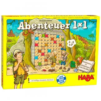 Rechenspiel Abenteuer 1x1 Haba