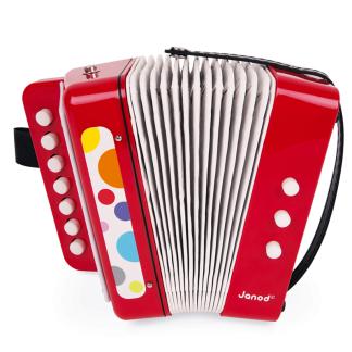 Akkordeon Janod Musikinstrument