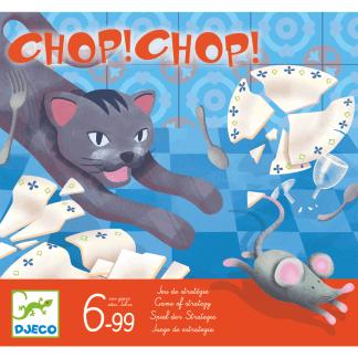 Chop Chop Strategiespiel Djeco
