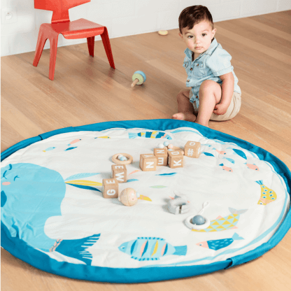 Play and Go Moulin Routy Wal Olga Fische Spielmatte
