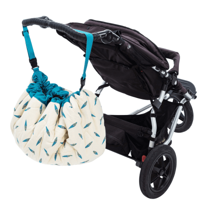 Play and Go Moulin Routy Wal Olga Spielzeugsack Kinderwagen