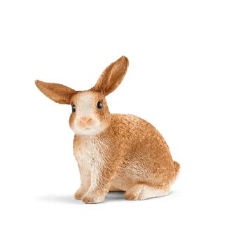Schleich Kaninchen Spielfigur Farm World