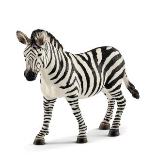 Schleich Zebra Stute Wild Life